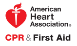 American Heart Association CPR First Aid logo